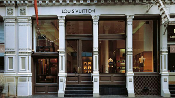 Louis Vuitton S First In Store Atelier Opens Up At The