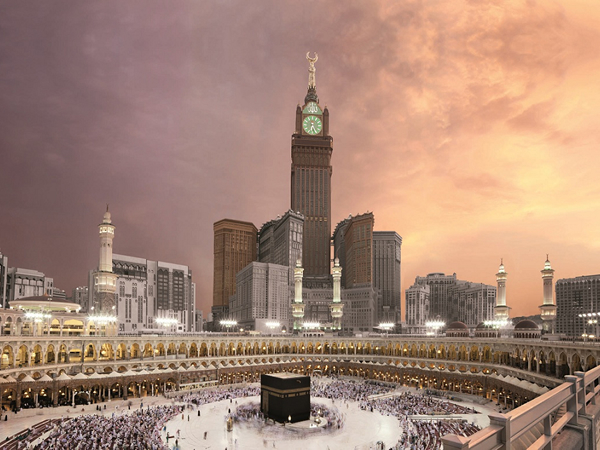 mecca-clock-tower