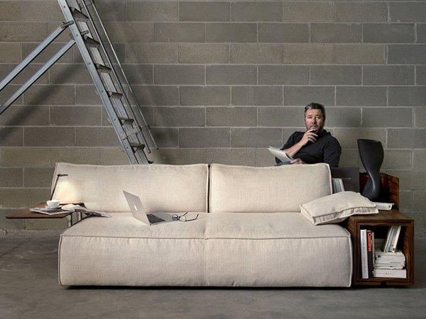 Philippe Starck S Myworld Is The Ultimate Lounge System