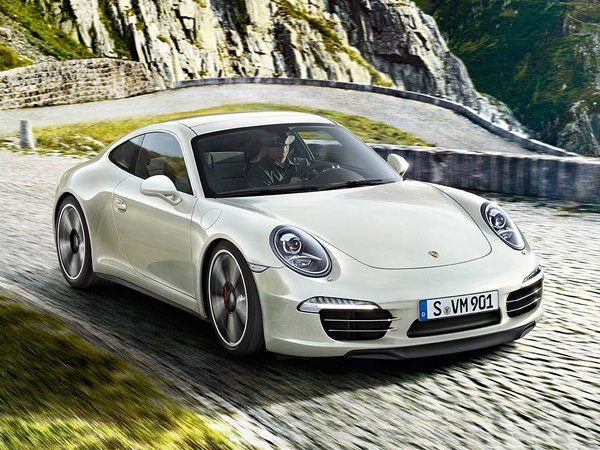 Porsche 911 50th Anniversary Edition will be unveiled at International Motor Show, Frankfurt