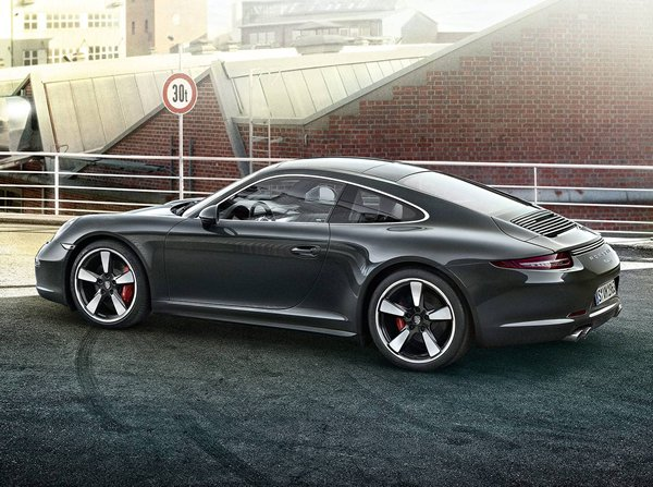 porsche 911 50th anniversary edition will be unveiled at international motor show frankfurt. Black Bedroom Furniture Sets. Home Design Ideas