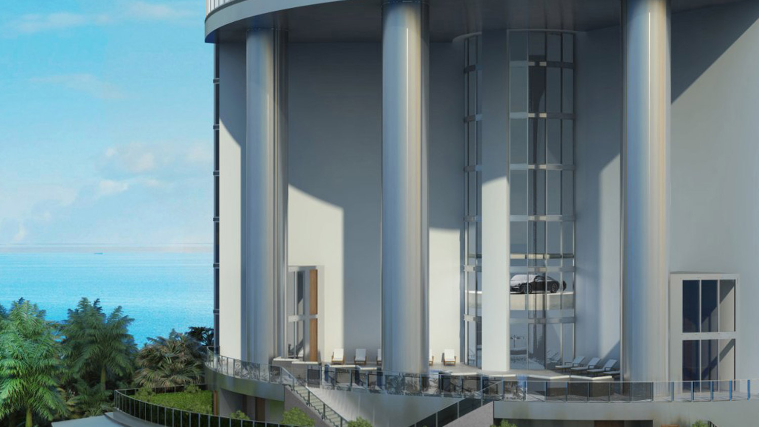 Porsche Design Tower Miami To Rise High With Auto