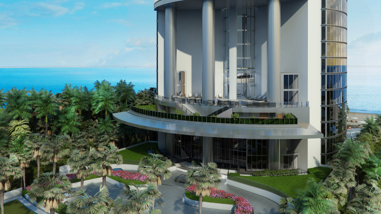 Porsche Design Tower >> Porsche Design Tower, Miami to rise high with auto ...