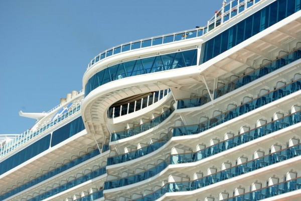 Royal Princess Ship Hits The Seas With Over The Top Features