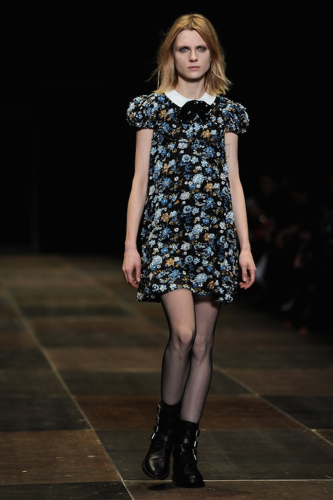 Saint Laurent baby doll dress sports a $68,000 tag -