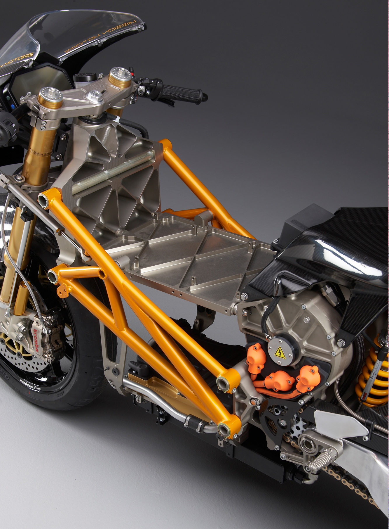 Mission Rs The World S Fastest Electric Bike Touches