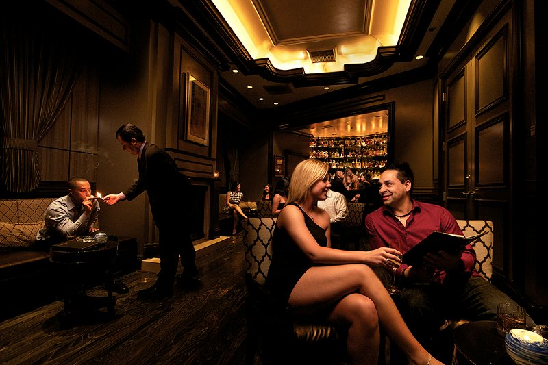 Andre S Cigar Lounge Boasts Of The Largest Collection Of