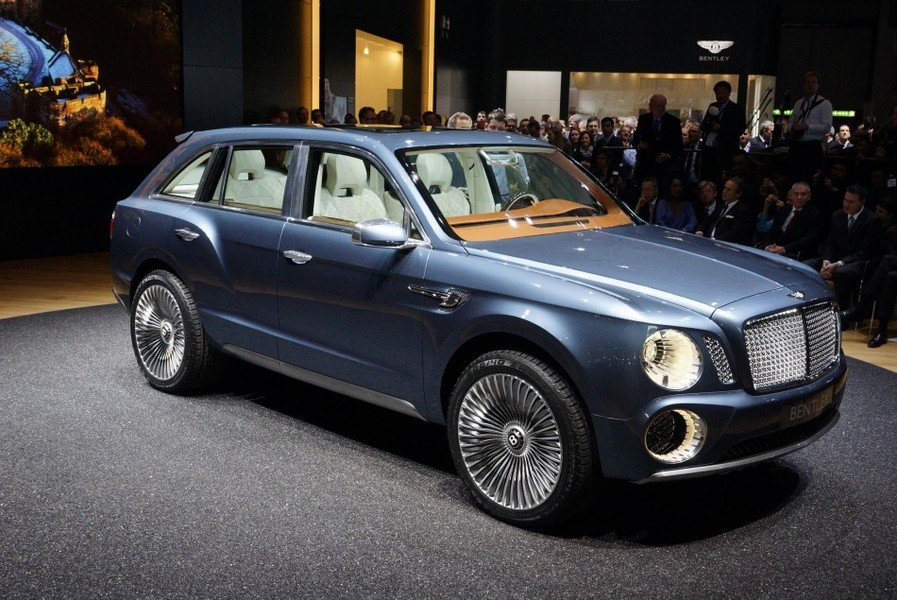 Bentley Will Launch The World S Most Expensive And