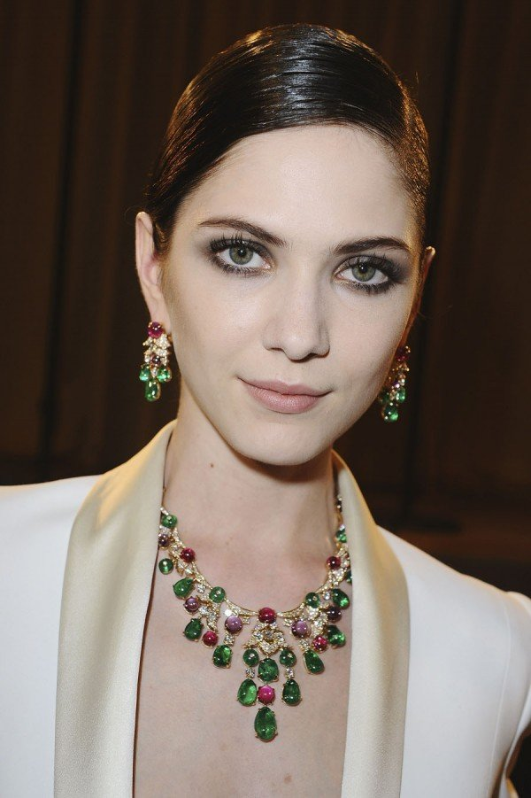 Bulgari Hosts The Diva Event In Paris