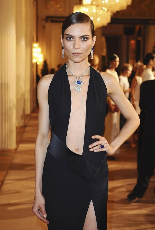 Bulgari Hosts The Diva Event In Paris