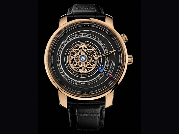 Graham Tourbillon Orrery Pays Ode To The First