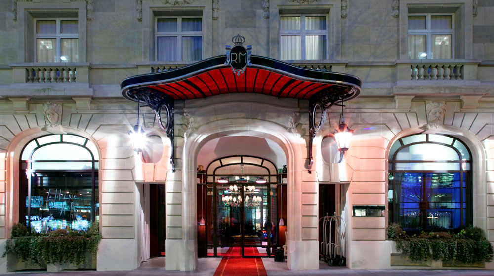Le royal monceau raffles paris offers private jet getaway for Deal hotel paris