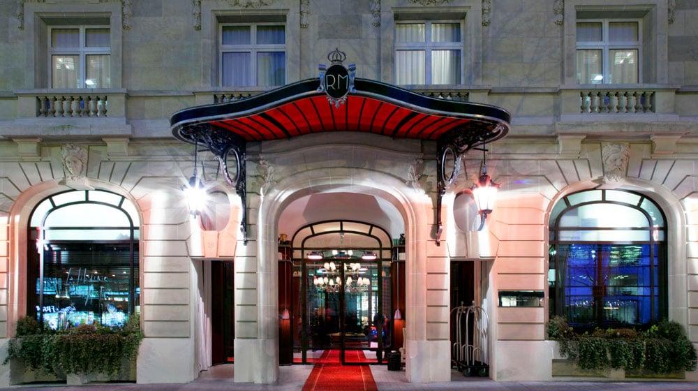 Most Expensive Cars >> Le Royal Monceau Raffles Paris offers private- jet getaway ...