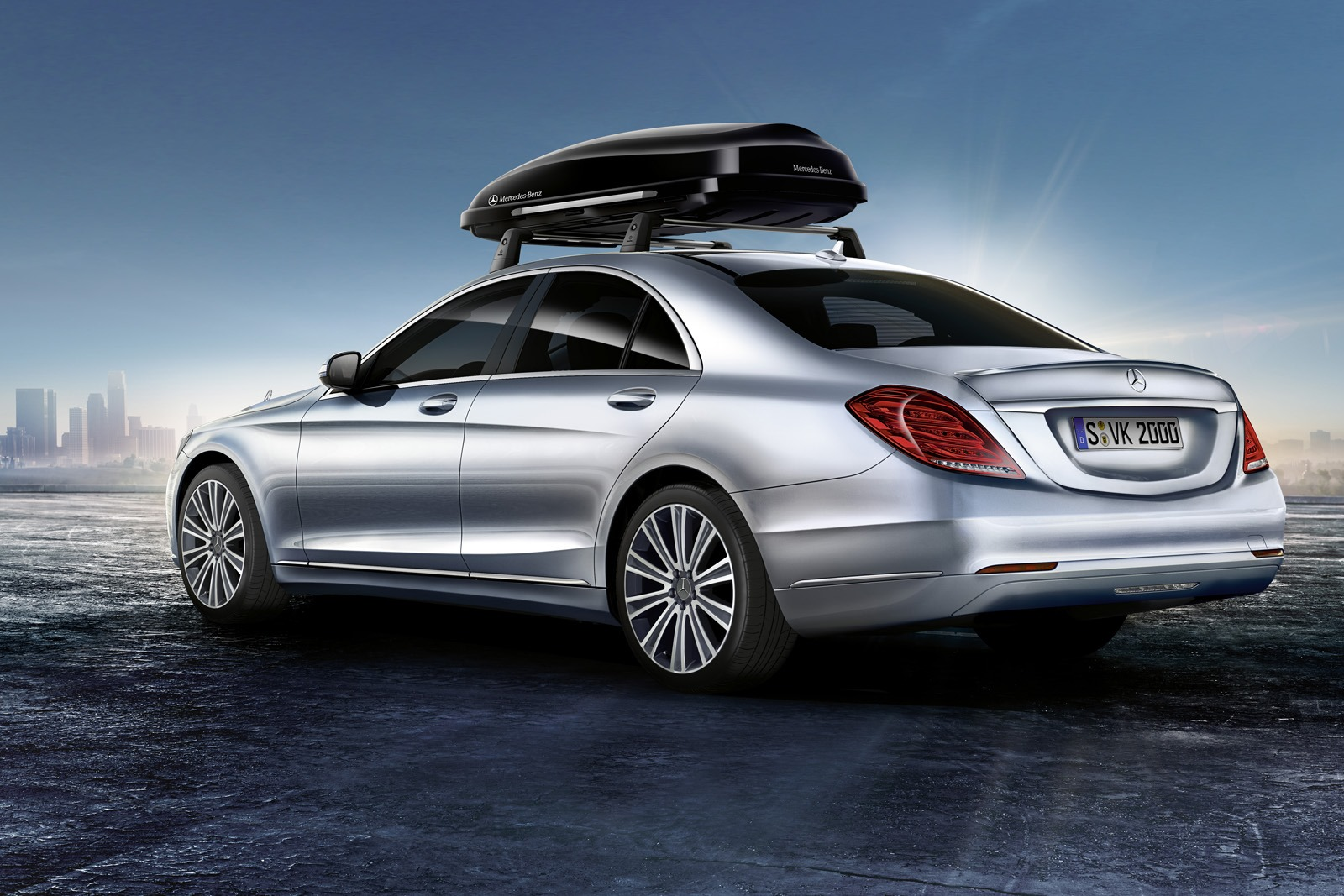 2014 mercedes benz s class accessories unveiled for Mercedes benz clothes and accessories