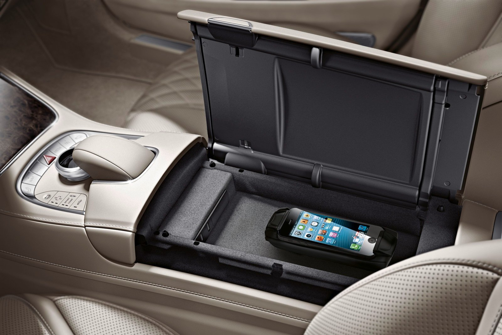 2014 mercedes benz s class accessories unveiled. Black Bedroom Furniture Sets. Home Design Ideas