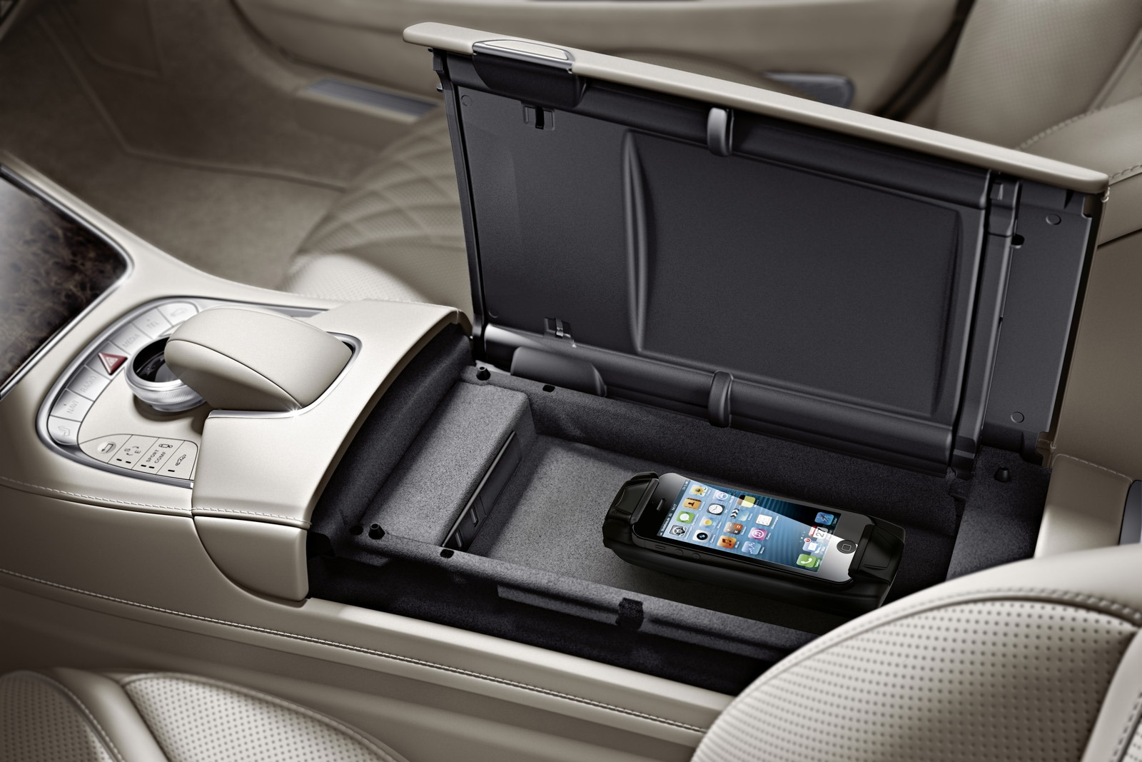 2014 Mercedes Benz S Class Accessories Unveiled
