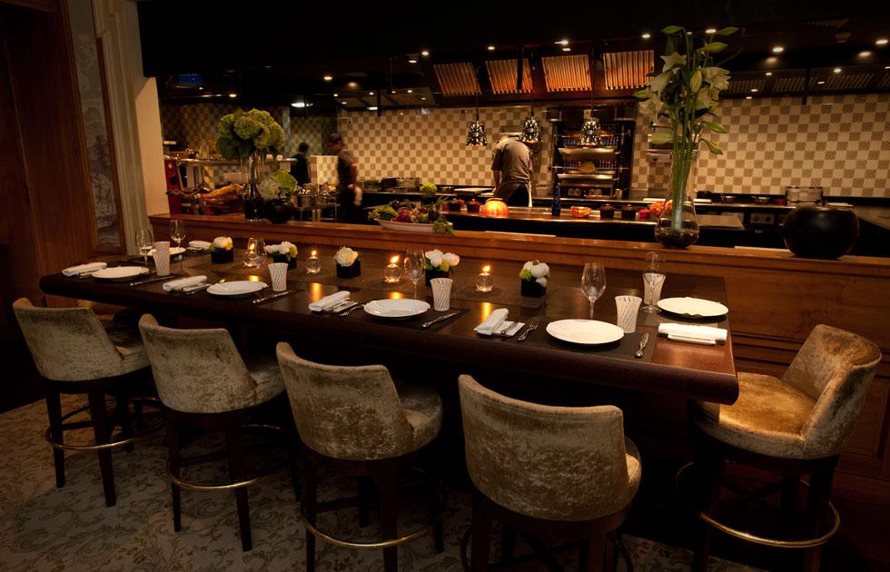 Restaurant Joel Robuchon Monte Carlo Menu