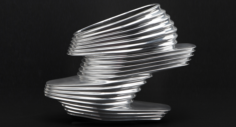 zaha hadid designs nova shoe for united nude. Black Bedroom Furniture Sets. Home Design Ideas