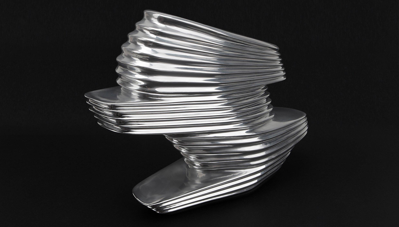 Zaha Hadid designs Nova Shoe for United Nude : Luxurylaunches
