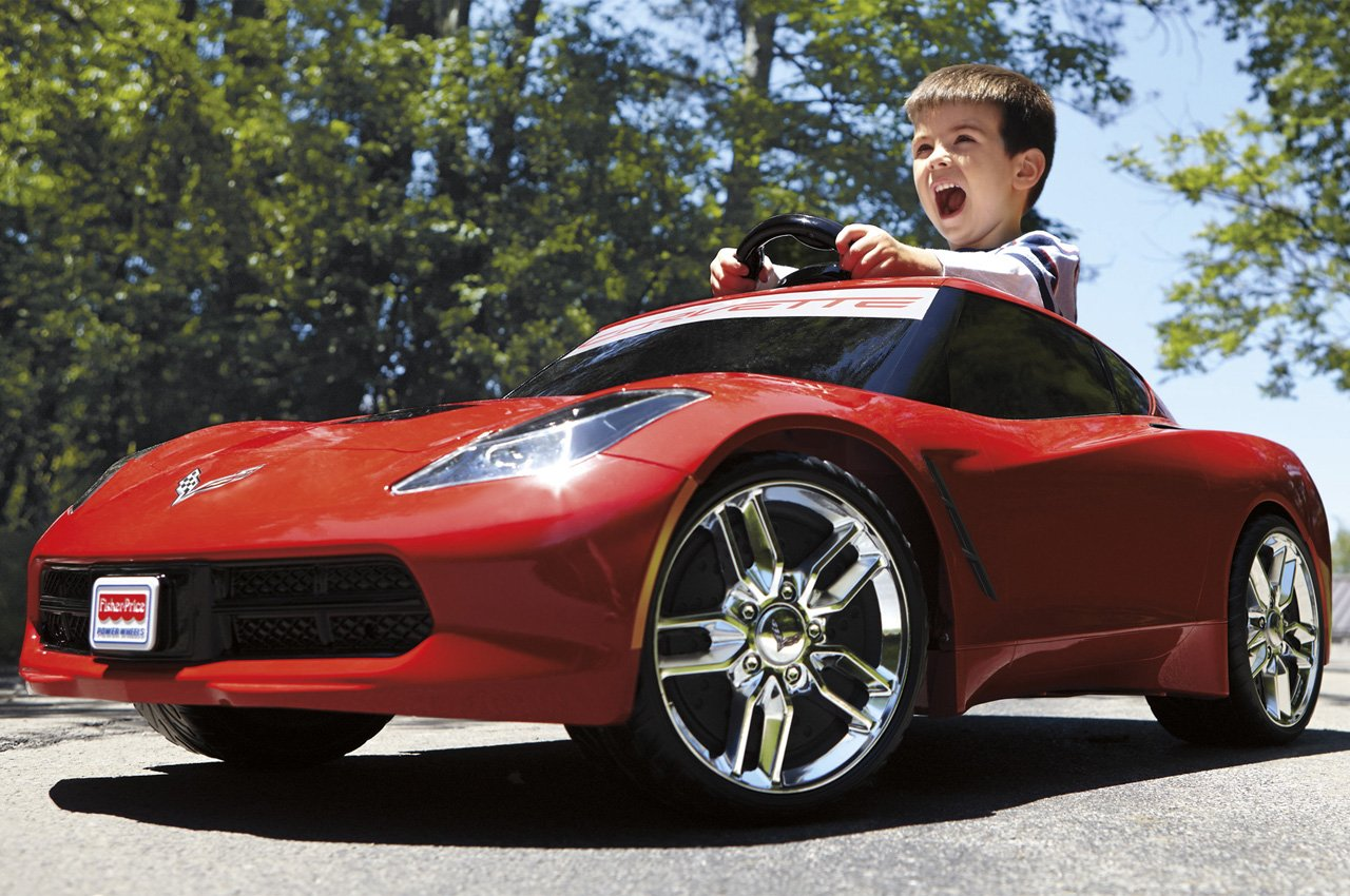 Most Expensive Mercedes >> A Mini Corvette Stingray for kids