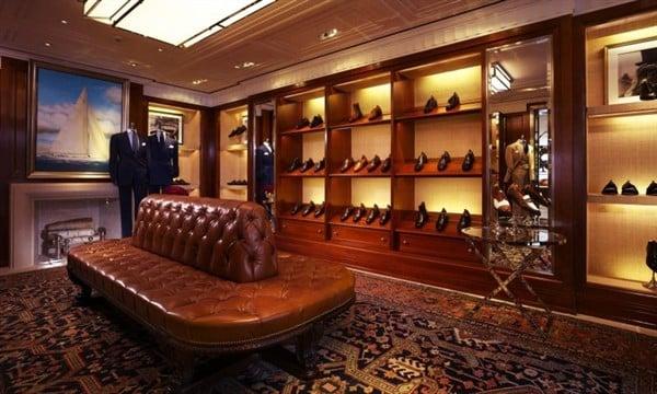Ralph Lauren S Men S Flagship Store In Hong Kong Is The