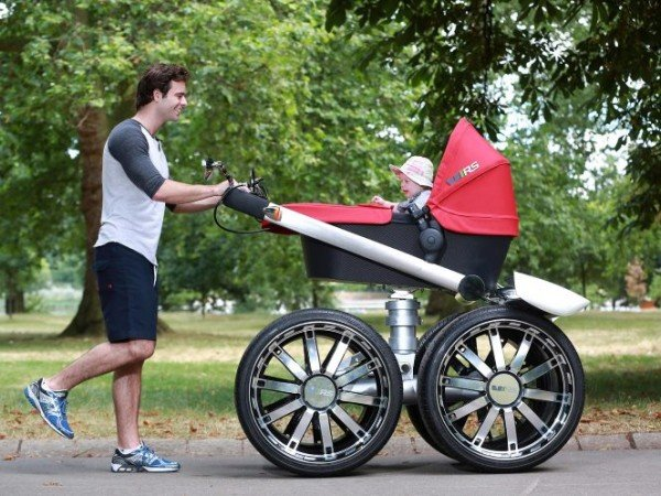 Skoda Creates The Coolest Pram In The World
