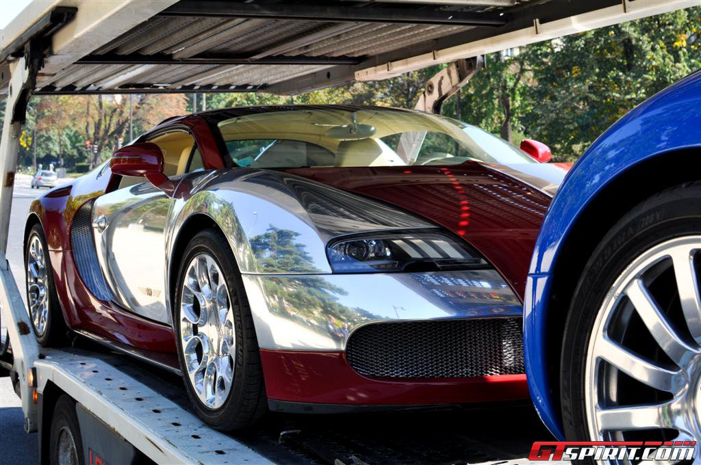 Exotic Supercars Seized From African Dictator S Son