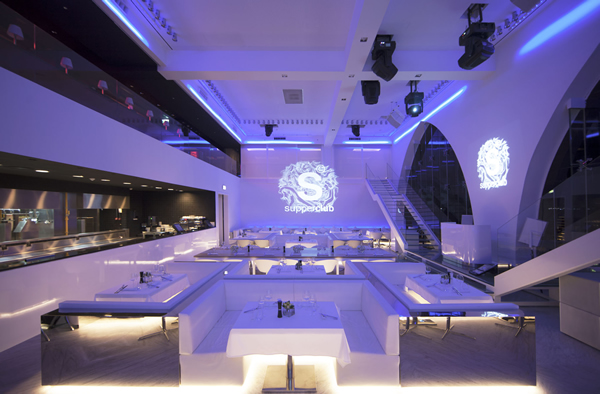 World Renowned Supperclub From Amsterdam Has Opened At Dubai