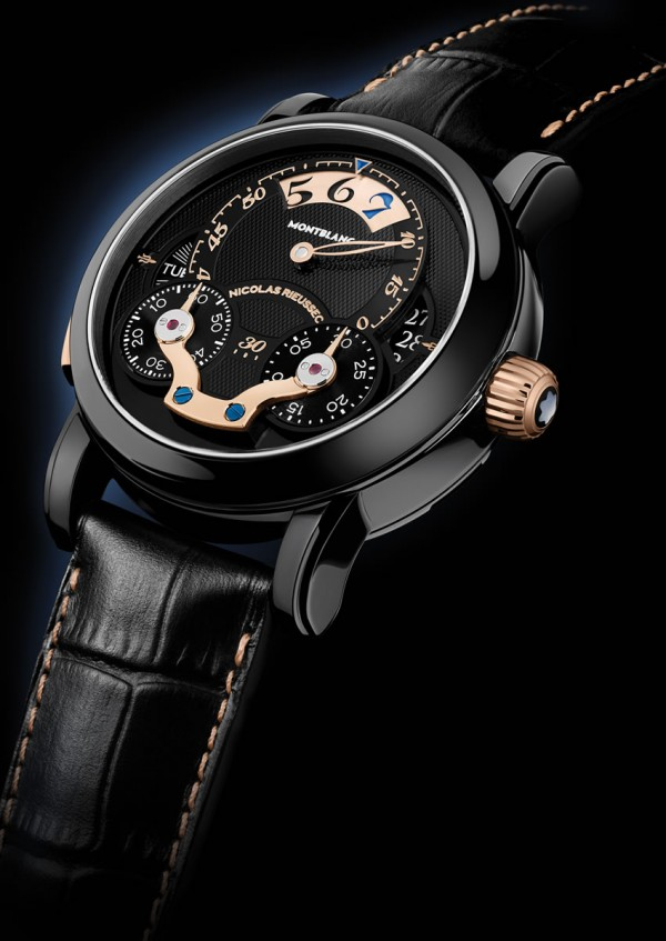 Montblanc Nicolas Rieussec Rising Hours for Monaco mood e-mail