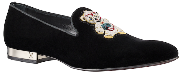 Talisman Loafer in Velvet