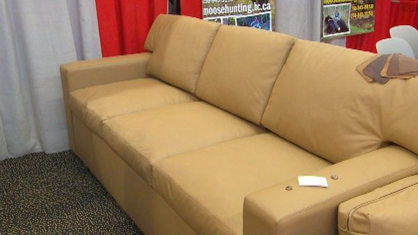 Just in case - A bulletproof couch with a gun safe : Luxurylaunches