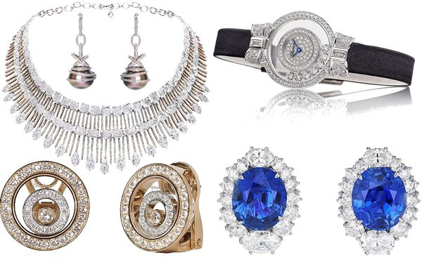 Chopard designs jewelry for reel-life Princess Diana : Luxurylaunches