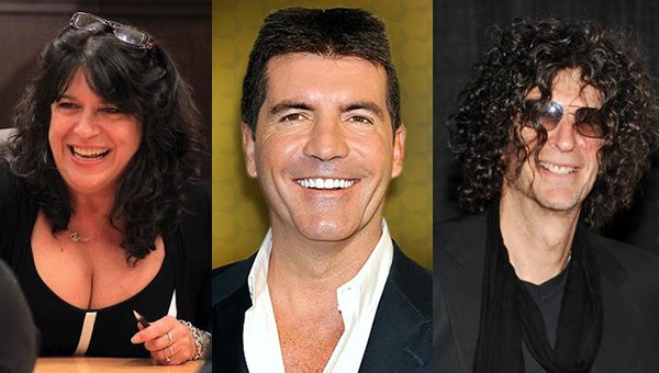 el-james-howard-stern-simon-cowell