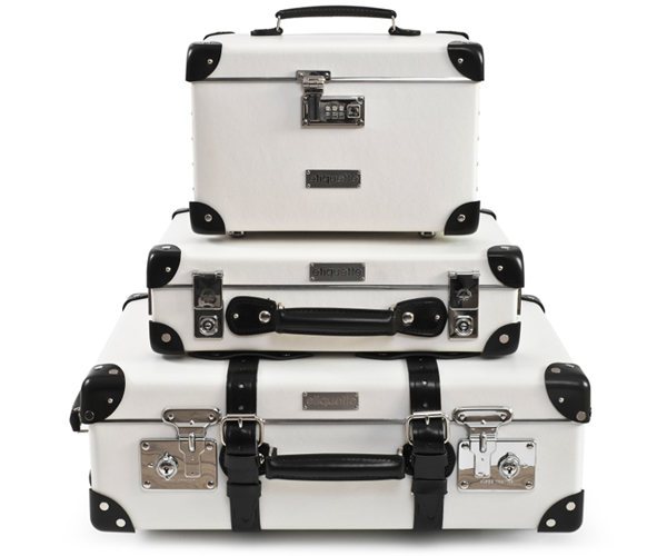 Globe-Trotter and Etiquette Clothiers collaborate to unveil White ...