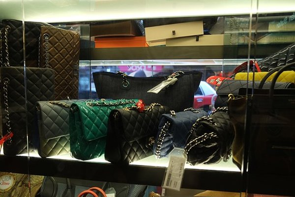 Haute Handbags Are The New Gold For