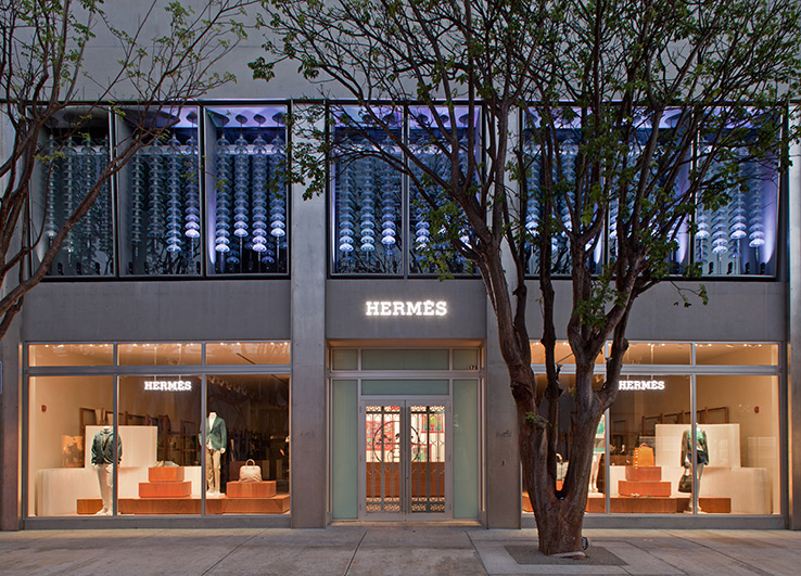 Hermes Us Expansion Plans Extend From Beverly Hills To