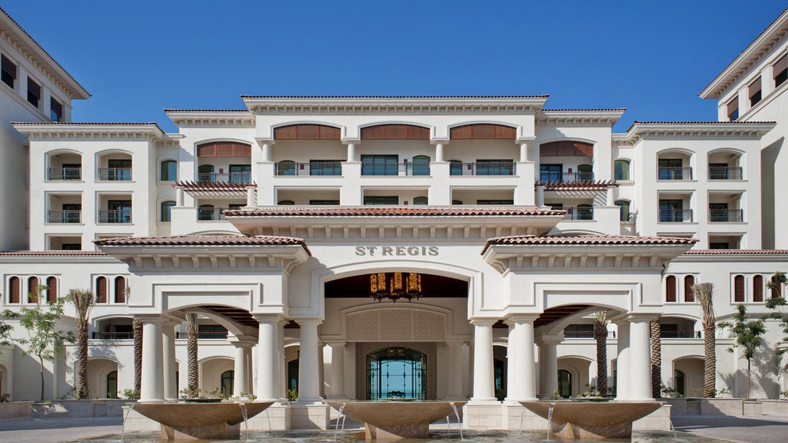 St regis saadiyat island resort abu dhabi unveils uae 39 s for Hotels in uae