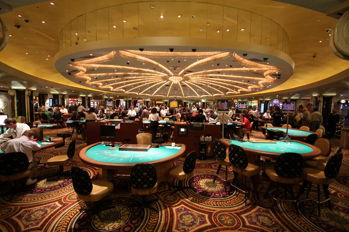 The Three Biggest High Rollers In The World