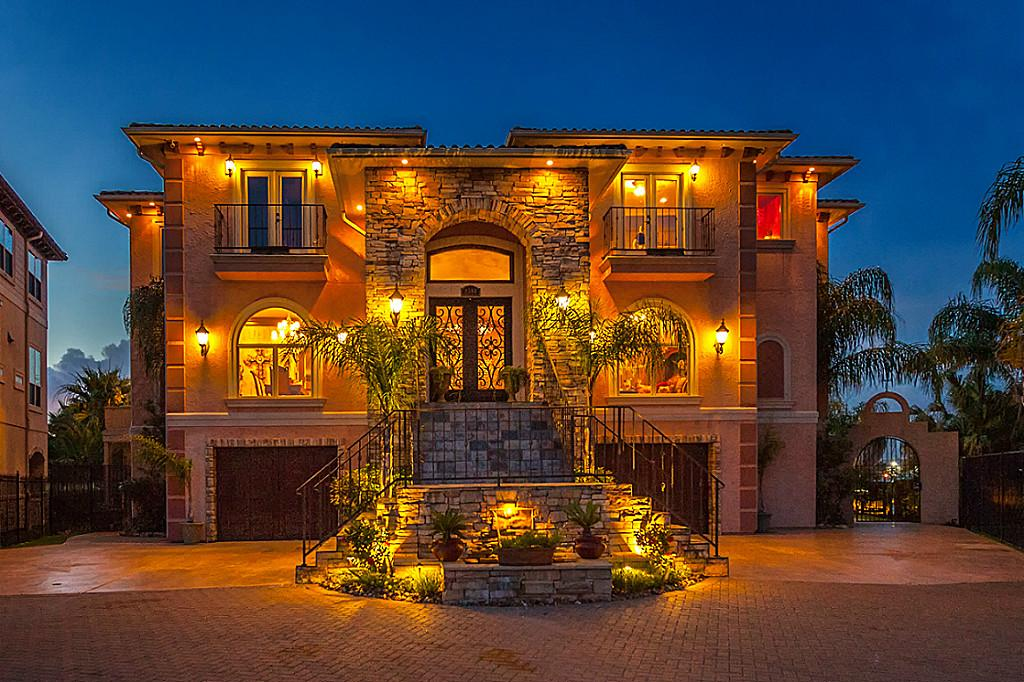 For Sale In Texas A Stately Mediterranean Luxury Home