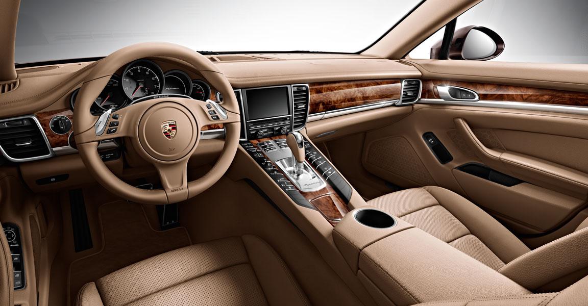 2014 porsche panamera turbo and turbo executive announced for the us - Porsche Panamera 2014