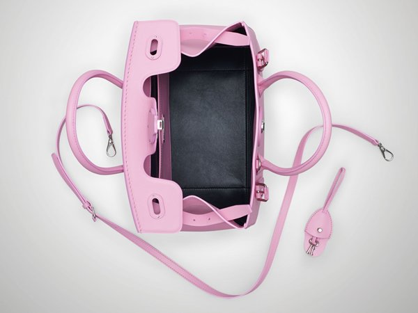 52bb29f67a Ralph Lauren to support breast cancer fight with the Soft Ricky bag in a Pink  Pony version