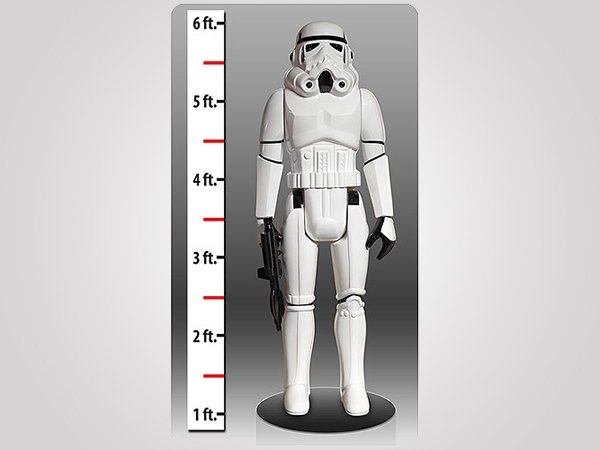 Life Sized Stormtrooper Replicas For Your Geeky Abode