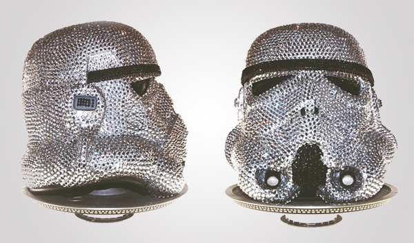 Damien Hirst And Other Artists Transform Stormtrooper