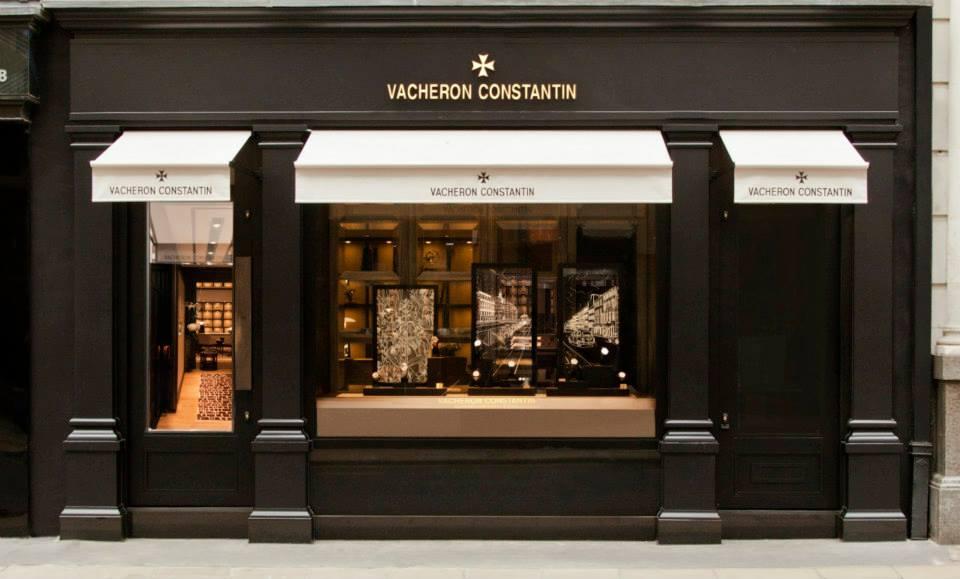 Vacheron Constantin Unveiled Its Bond Street Boutique With