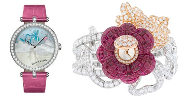 Van Cleef And Arpels To Unveil Two More Timepieces