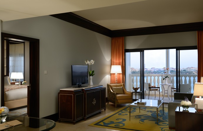 The Ritz-Carlton Abu Dhabi, Grand Canal Executive Suite