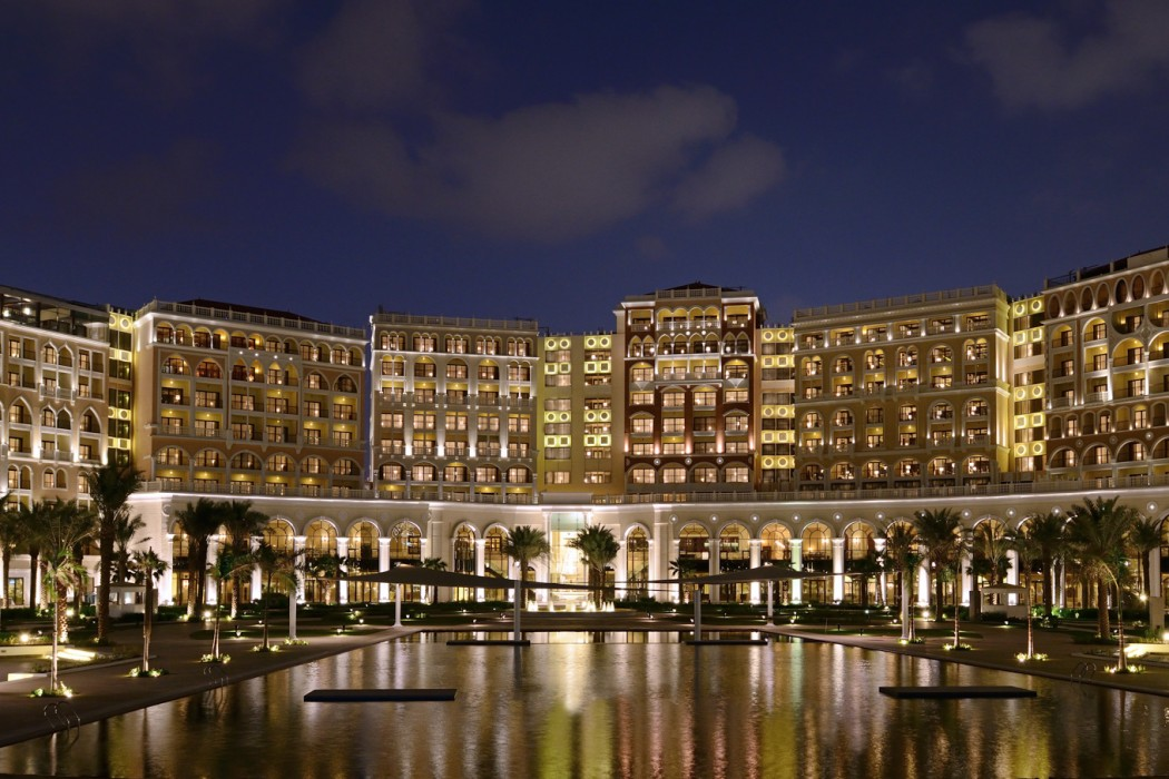 Ritz Carlton Abu Dhabi Grand Canal Review