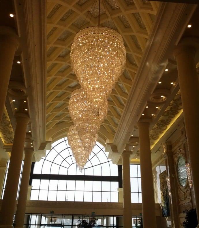 The Ritz-Carlton-Abu Dhabi-lobby