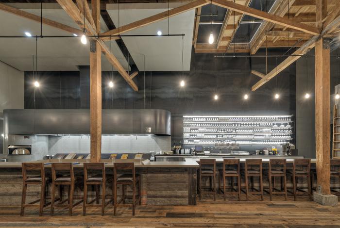 Inside america s top best designed restaurants page