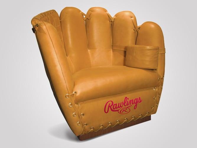 baseball-glove-leather-chair